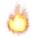 101 Ways to Die Emoticon scorched