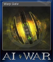 AI War Fleet Command Card 2