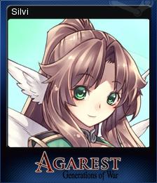 Agarest Generations of War Card 5