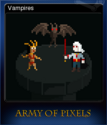 Army of Pixels Card 1