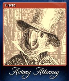 Aviary Attorney Card 4