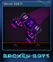 Broken Bots Card 8