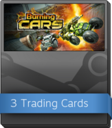 Burning Cars Booster