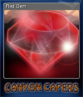 Canyon Capers Card 5