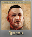 Deadfall Adventures Foil 02