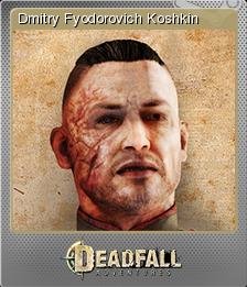 Deadfall Adventures Foil 02