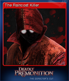 Deadly Premonition Directors Cut Card 8