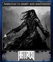 Hatred Card 4