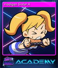 Mighty Switch Force! Academy Card 3