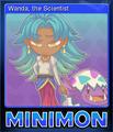 Minimon Card 7