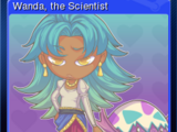 Minimon - Wanda, the Scientist