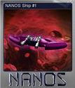 NANOS Foil 8