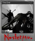 Nosferatu The Wrath of Malachi Foil 6