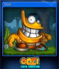 Oozi Earth Adventure Card 1