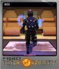 Project Temporality Foil 3