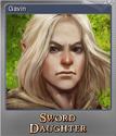 Sword Daughter Foil 1