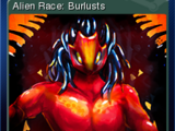 The Last Federation - Alien Race: Burlusts