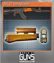 World of Guns Gun Disassembly Foil 12