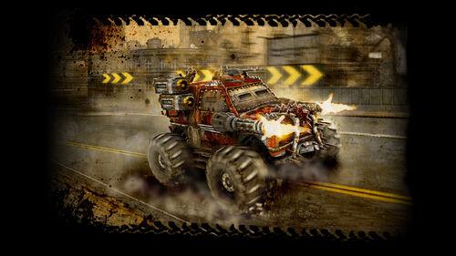 Zombie Driver HD Artwork 04