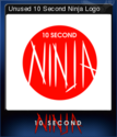 10 Second Ninja Card 4
