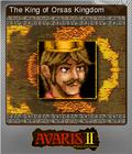Avaris 2 The Return of the Empress Foil 3