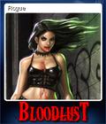 BloodLust Shadowhunter Card 7