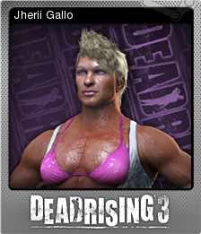 Dead Rising 3 Foil 7