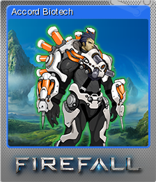 Firefall Card 04 Foil