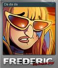 Frederic Evil Strikes Back Foil 1