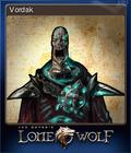 Joe Devers Lone Wolf HD Remastered Card 01