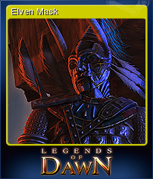 Legends of Dawn Card 4
