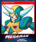 Mega Man Legacy Collection Card 1
