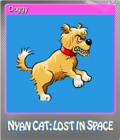 Nyan Cat Lost In Space Foil 4