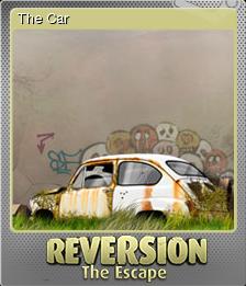 Reversion - The Escape Foil 8