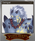 Shadow Heroes Vengeance In Flames Foil 04