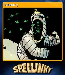 Spelunky Card 8