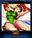 Street Fighter V Card 4
