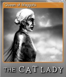 The Cat Lady Foil 7