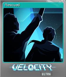 Velocity Ultra Foil 6
