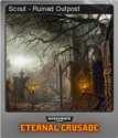 Warhammer 40,000 Eternal Crusade Foil 2