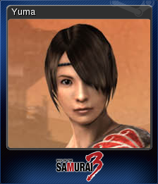 Way of the Samurai 3 Card 4