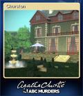Agatha Christie - The ABC Murders Card 3