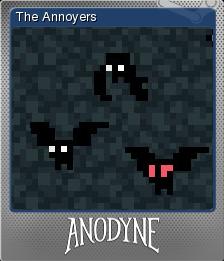 Anodyne Foil 2