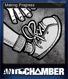 Antichamber Card 6