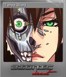 Bionic Heart Foil 1