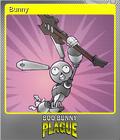 Boo Bunny Plague Foil 1