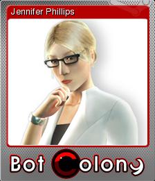 Bot Colony Foil 5