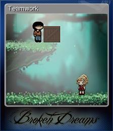 Broken Dreams Card 1