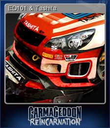 Carmageddon Reincarnation Card 1
