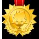 Chucks Challenge 3D Badge 5